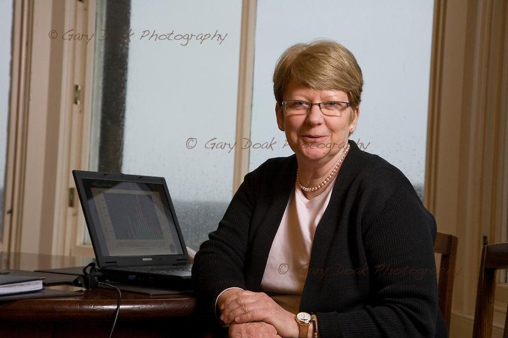 Professor Susan Roaf, Professor of Architectural Engineering, Heriot Watt University.