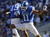 Kentucky Wildcats football host Eastern Michigan Eagles in Lexington