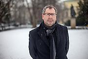 Schriftsteller Kurt Drawert in Prag. Kommerzielle Nutzung NUR fuer das Literaturhaus Prag und nach Absprache !!!