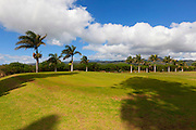 Kukuiolono Park and Golf Course, Kalaheo, Kauai, Hawaii