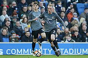 Coventry City defender Jack Grimmer (2) during the The FA Cup match between Brighton and Hove Albion and Coventry City at the American Express Community Stadium, Brighton and Hove, England on 17 February 2018. Picture by Phil Duncan.