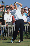 Jack Nicklaus<br /> The Open 1989<br /> Picture Credit:  Mark Newcombe / www.visionsingolf.com