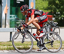 03.07.2011, AUT, Oesterreich Rundfahrt, 1. Etappe, Dornbirn-Goetzis, im Bild Van Avermeat Greg (Team Radioshck), during the 63rd Tour of Austria, Stage 1, EXPA Pictures © 2011, PhotoCredit: EXPA/ P.Rinderer
