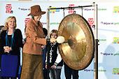 Koningin Maxima opent de Nationale Onderwijstentoonstelling