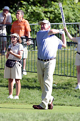 16 July 2006 Billy Mayfair. The John Deere Classic is played at TPC at Deere Run in Silvis Illinois, just outside of the Quad Cities