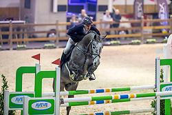 Vinckx Wim, BEL, Cor vd Kattevennen Z<br /> Pavo Hengstencompetitie<br /> Azelhof Lier 2020<br /> © Hippo Foto - Dirk Caremans