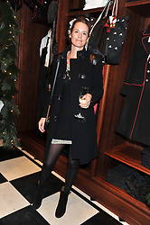 LADY KATE BONAS at a party hosted by TLC to celebrate signing their 5000th member and Ralph Lauren to celebrate the opening of the first Ralph Lauren Rugby store in the UK at 43 King Street, Covent Garden, London on 30th November 2011.