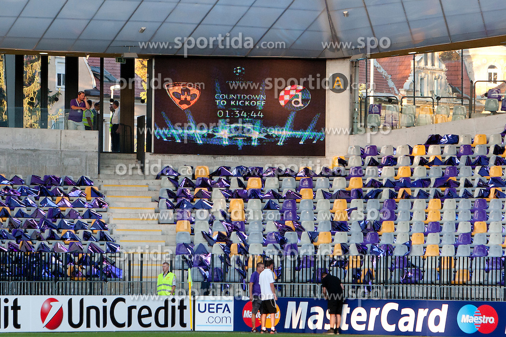 Couttdown to Play-offs for Champions League between NK Maribor (Slovenia) and GNK Dinamo Zagreb (Croatia), on August 28, 2012, in Maribor, Slovenia. (Photo by Urban Urbanc / Sportida.com)