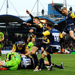 Aviva Premiership Games