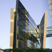 Telecommunications building, Montevideo, Uruguay, South America