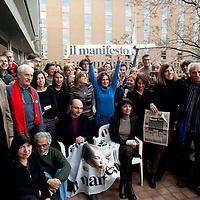 Chiude il quotidiano Il Manifesto