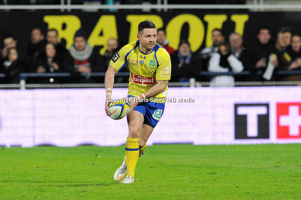 Mike Delany  - 13.03.2015 - Clermont / Begles Bordeaux  -  20eme journee de Top 14<br /> Photo : Jean Paul Thomas  / Icon Sport<br /> <br />   *** Local Caption ***