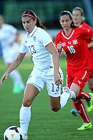 Fifa Womans World Cup Canada 2015 - Preview //<br /> Algarve Cup 2015 Tournament ( Vila Real San Antonio Sport Complex - Portugal ) - <br /> Usa vs Switzerland 3-0 , Alex Morgan of Usa
