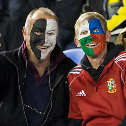 Fans, Toll Stadium, Whangarei game 1 of the British and Irish Lions 2017 Tour of New Zealand,The match between Provincial Union Team and British and Irish Lions,Saturday 3rd June 2017   <br /> <br /> (Photo by Kevin Booth Steve Haag Sports)<br /> <br /> Images for social media must have consent from Steve Haag