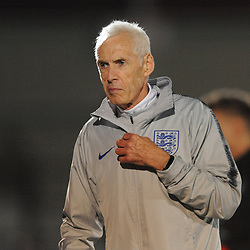 19/3/2019 - England boss Paul Fairclough during the C International between England and Wales at the Peninsula Stadium, Salford.<br /> <br /> Pic: Mike Sheridan/County Times<br /> MS023-2019
