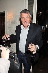 DAVID DEIN at a party to celebrate the publication of Seductive Interiors by Sara Hersham Loftus at Julie's, 135 Portland Road, London W11 on 15th November 2012.