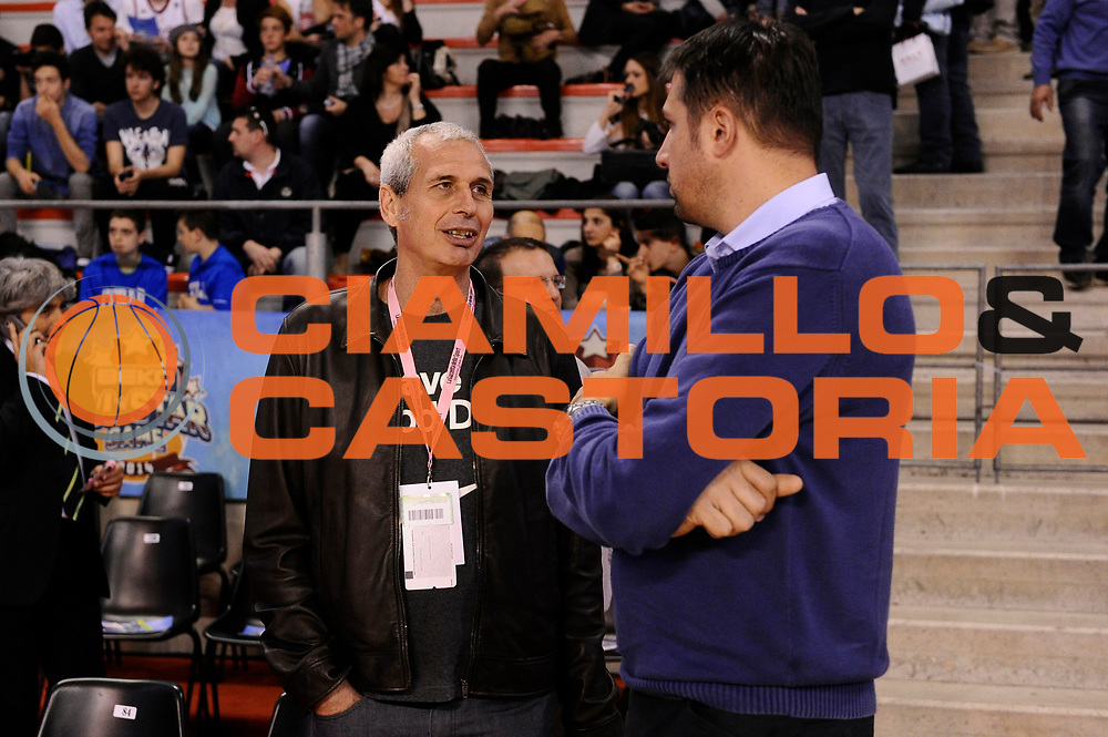 DESCRIZIONE : Ancona Beko All Star Game 2013-14 Beko All Star Team Italia Nazionale Maschile<br /> GIOCATORE : Carlo Della Valle Alessandro Frosini<br /> CATEGORIA : <br /> SQUADRA : All Star Team Italia Nazionale Maschile<br /> EVENTO : All Star Game 2013-14<br /> GARA : Italia All Star Team<br /> DATA : 13/04/2014<br /> SPORT : Pallacanestro<br /> AUTORE : Agenzia Ciamillo-Castoria/M.Marchi<br /> Galleria : FIP Nazionali 2014<br /> Fotonotizia : Ancona Beko All Star Game 2013-14 Beko All Star Team Italia Nazionale Maschile<br /> Predefinita :