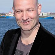 NLD/Amsterdam/20120326 - Presentatie Q-Music en 100 jaar Titanic, Eddy Zoey