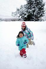 Queenstown-Early season snowfall