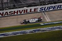 Darren Manning, Firestone Indy 200, Nashville Superspeedway, Nashville, TN  USA 7/12/08