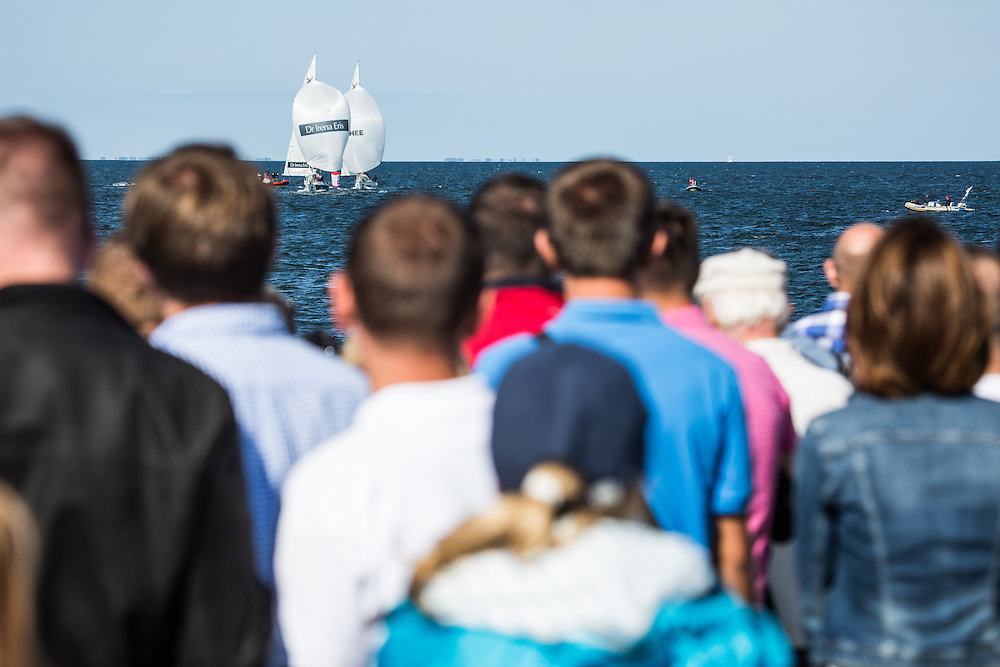 World Match Racing Tour - Energa Sopot Match Race || 2015-08-01,  Sopot, Poland || © Copyright 2015 || Robert Hajduk - WMRT || All Rights Reserved ||