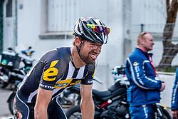 MTN - Qhubeka, Velodrome, Roubaix, Paris-Roubaix, UCI WorldTour, France, 12 April 2015, Photo by Pim Nijland / PelotonPhotos.com