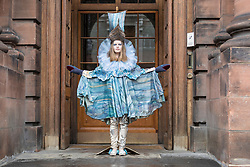 Iconic characters from much-loved family films will be brought to life as part of a spectacular showcase of costumes created by students in the Edinburgh College of Art Performance Costume Show.<br /> <br /> Many performance costume graduates have gone on to successful careers in cinema, TV and theatre. Recent graduates have worked on children's blockbuster Paddington 2, Disney's Artemis Fowl and Wes Anderson's Isle of Dogs. Others have gone on to work at the Royal Opera House, the V&A Museum, Scottish Opera and Northern Ballet.<br /> <br /> The ECA Performance Costume Show takes place on 17 and 18 May in Edinburgh College of Art Sculpture Court. <br /> Pictured: Ruth Nichols-Pike's enthralling costume has a seafaring theme. Based on a Finnish epic poem, her design features a giant hat in the shape of a ship, a silk slip painted with marine imagery, sequin leggings and gloves made to look like fish.