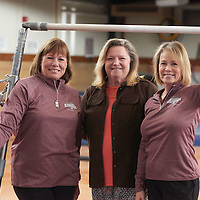 2016 UWL Alumna Eagles Gymnastics Judges
