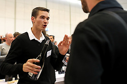 Thomas Dinel at International wine festival Top Vino by eVino.si, on October 17, 2016 in Cankarjev Dom, Ljubljana, Slovenia. Photo by Matic Klansek Velej / Sportida