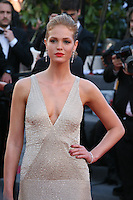 Erin Heatherton at the 'Behind The Candelabra' gala screening at the Cannes Film Festival  Tuesday 21 May 2013