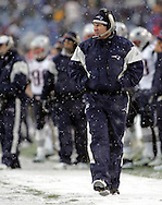 Bill Belichick, New England Patriots @ Buffalo Bills, 11 Dec 05, 1pm, Ralph Wilson Stadium, Orchard Park, NY
