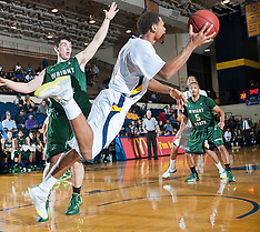 2013-14 A&T Men's B-Ball vs Wright State