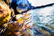 The liquidity of light: The shoreline at Balmoral Beach, Australia