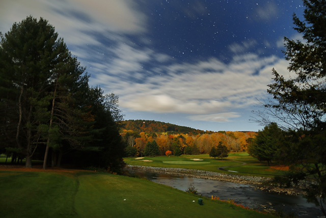 Sugarloaf Golf Club on October 9, 2014