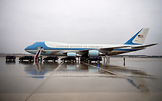 Joint base andrews: Air Force One, 6 December 2016