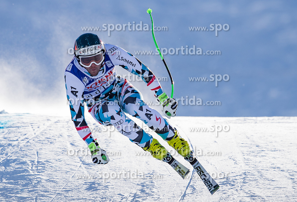 03.12.2016, Val d Isere, FRA, FIS Weltcup Ski Alpin, Val d Isere, Abfahrt, Herren, im Bild Vincent Kriechmayr (AUT) // Vincent Kriechmayr of Austria in action during the race of men's Downhill of the Val d'Isere FIS Ski Alpine World Cup. Val d'Isere, France on 2016/12/03. EXPA Pictures © 2016, PhotoCredit: EXPA/ Johann Groder