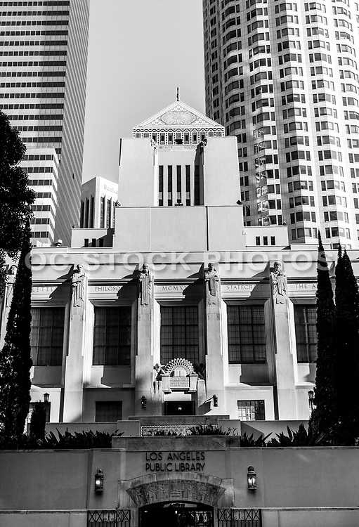 Downtown Los Angeles Public Library
