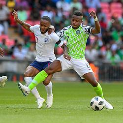 02,06,2018 International FriendlyEngland and Nigeria