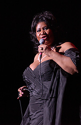 November 5, 2005 - Cleveland, OH, U.S. - November 5, 2005; Cleveland, OH, USA; The ''Queen of Soul'', ARETHA FRANKLIN performs at the 10th Annual American Music Masters paying tribute to the late Sam Cooke presented by the Rock and Roll Hall of Fame and Case Western Reserve University held at the State Theatre, Playhouse Square. Mandatory Credit: Photo by Jason Nelson/AdMedia (©) Copyright 2005 by Jason Nelson. (Credit Image: © Jason Nelson/AdMedia via ZUMA Wire)