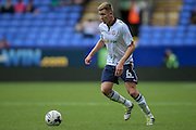 Josh Vela (Bolton Wanderers) during the Pre-Season Friendly match between Bolton Wanderers and Preston North End at the Macron Stadium, Bolton, England on 30 July 2016. Photo by Mark P Doherty.