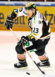 24.09.2010, Eisstadion Liebenau, Graz, AUT, EBEL, Moser Medical Graz 99ers vs EHC Liwest Blackwings Linz, im Bild Florian Iberer, (Graz 99ers, Verteidiger, #23), EXPA Pictures © 2010, PhotoCredit: EXPA/ S. Zangrando