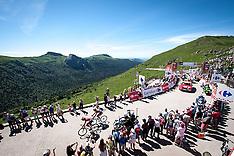 2016 Tour De France Stage 5 Limoges to Le Lioran