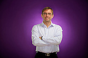 Bradley Reynolds, CEO of Mongoose Metrics for Crain's Cleveland Business 40 Under 40 Class of 2010.