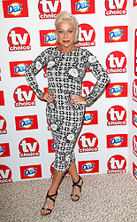 Denise Welch arriving at the TV Choice Awards in London,Monday, 9th September 2013. Picture by Stephen Lock / i-Images