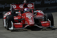 Scott Dixon, Shell Houston GP, Reliant Park, Houston, TX USA 6/29/2014
