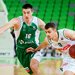 20180317: SLO, Basketball - Liga Nova KBM, Playoffs - Petrol Olimpija vs Krka