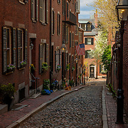 Acorn St, Beacon Hill