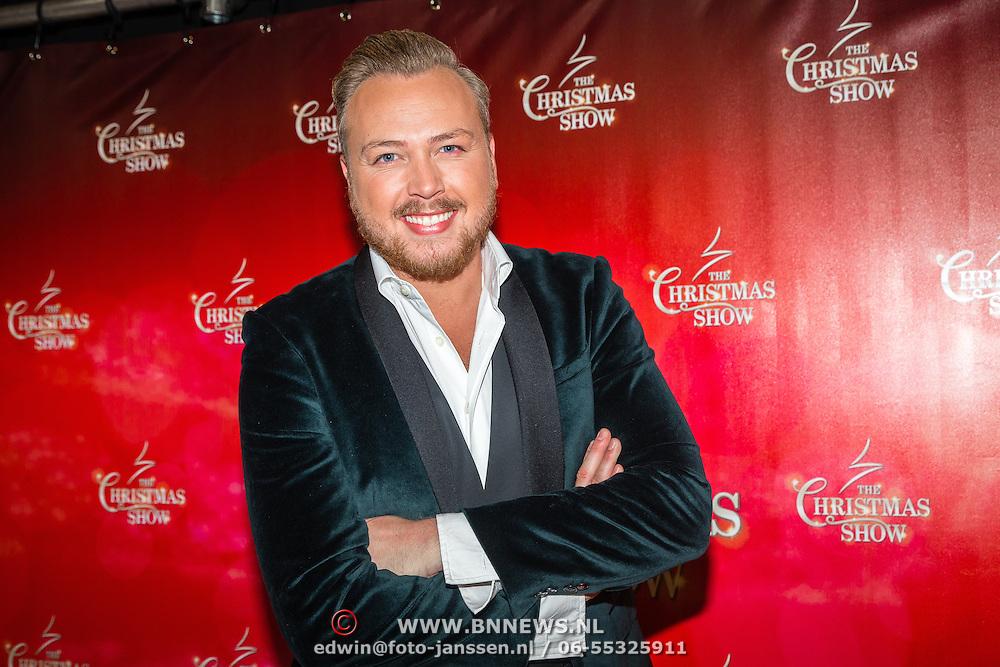 NLD/Amsterdam/20161012 - RTL presenteert cast The Christmas Show, Jamai Loman