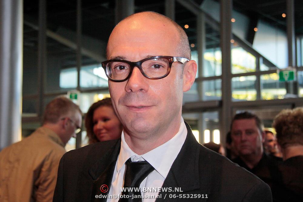 NLD/Breda/20111023 - Premiere De Producers, Owen Schumacher
