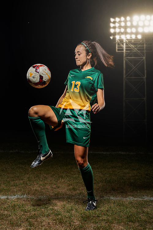 5th year forward Shayla Kapila is looking towards closing out her Career with the Regina Cougars women's soccer team with a spectacular season.